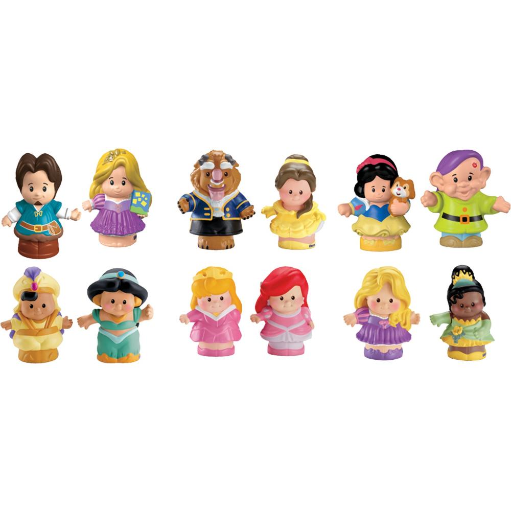 LP Disney pack princesa