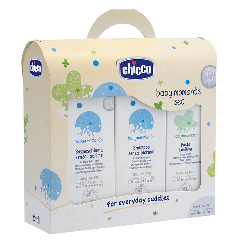 Set de higiene baby moments