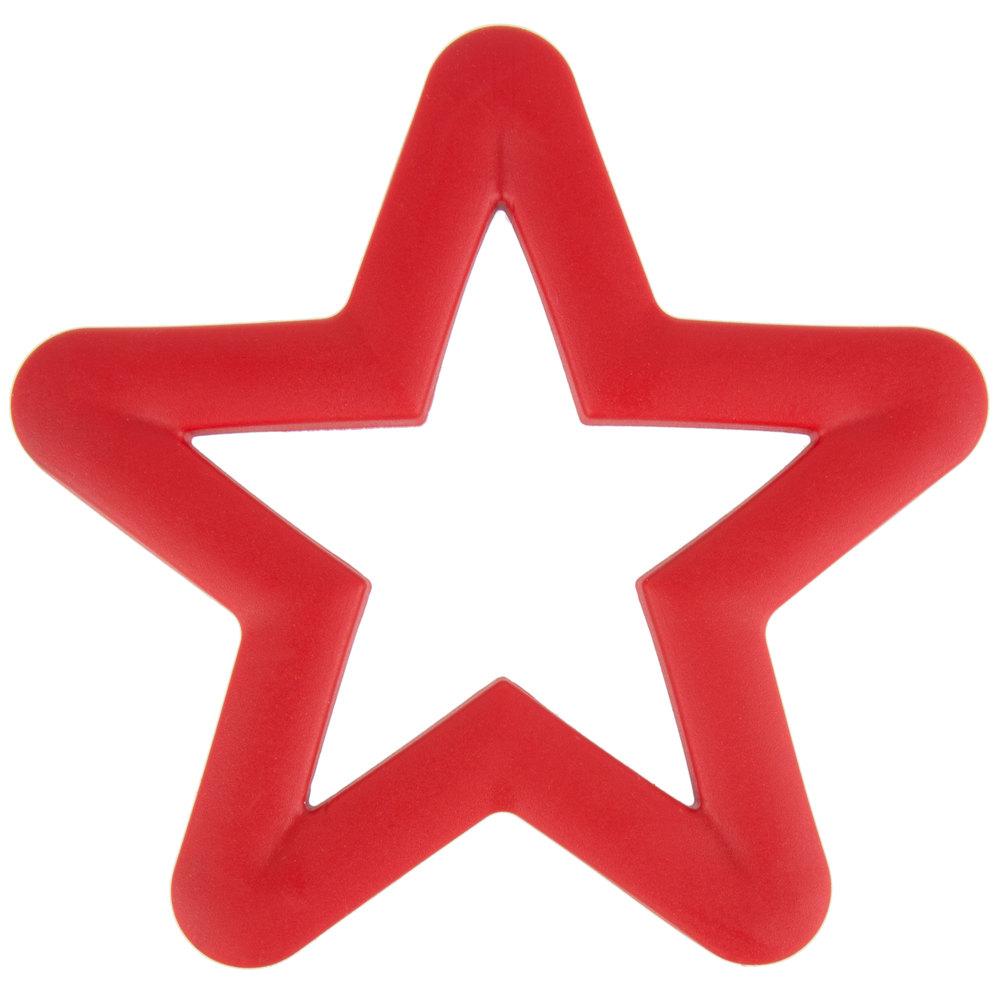 Cortador en forma de estrella