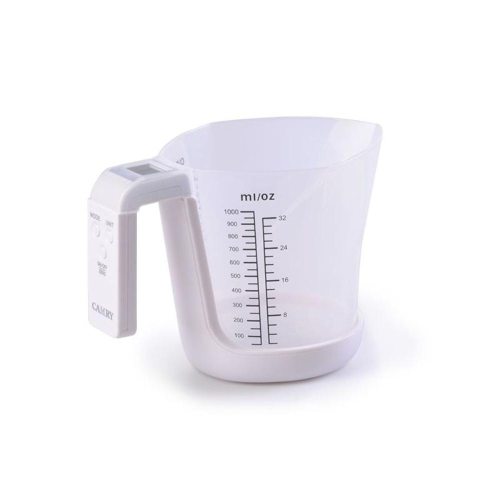 Balanza cocina para liquidos (Tazas)
