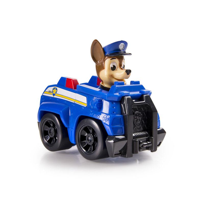 Paw patrol cachorros corredores