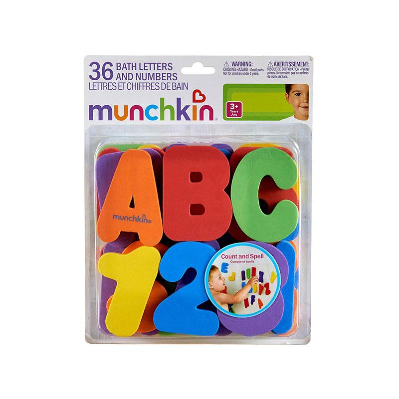Letras y Numeros para Baño (Pack x 36 piezas) +36m