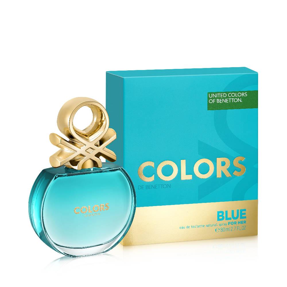 BNT COLORS BLUE EDT 80ML