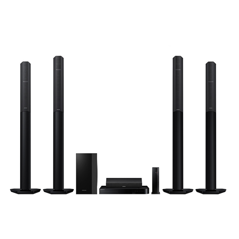 Home theater - 1 330 watts - 7 1 canales 3d blur
