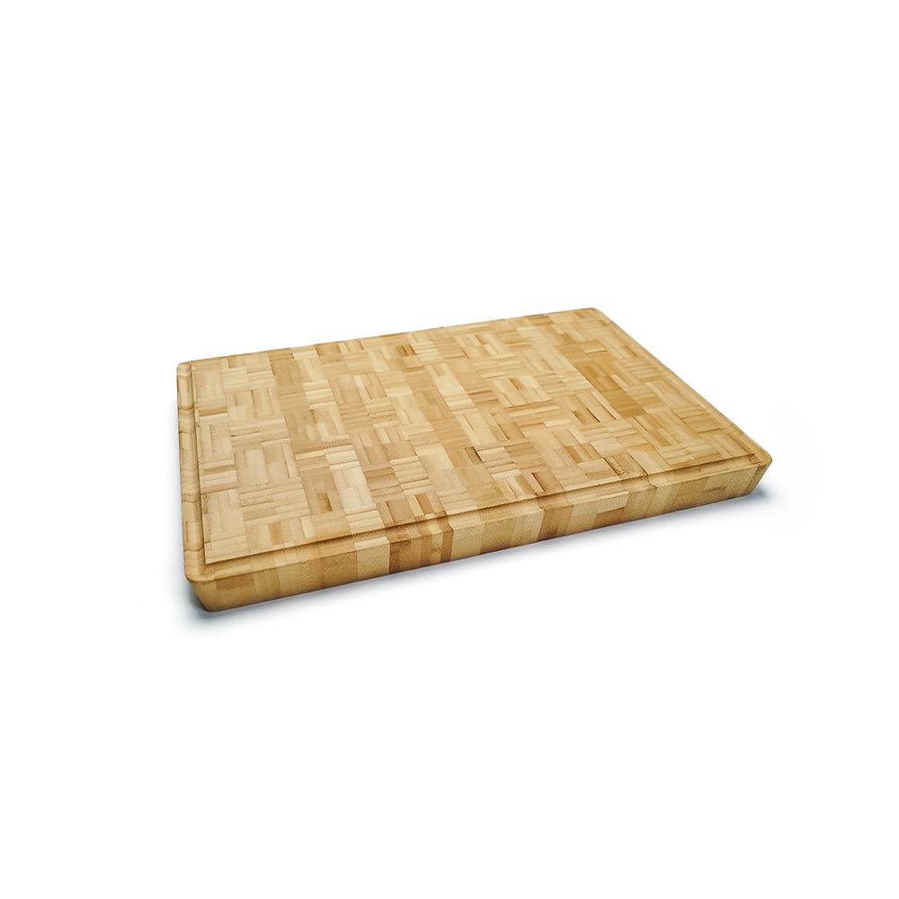 TABLA PARA PICAR BAMBU 400 X 280 X 35 MM
