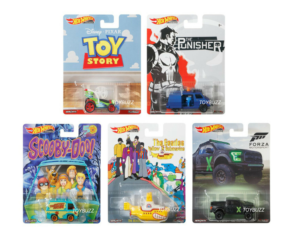 Surtido  entretenimiento  hot wheels