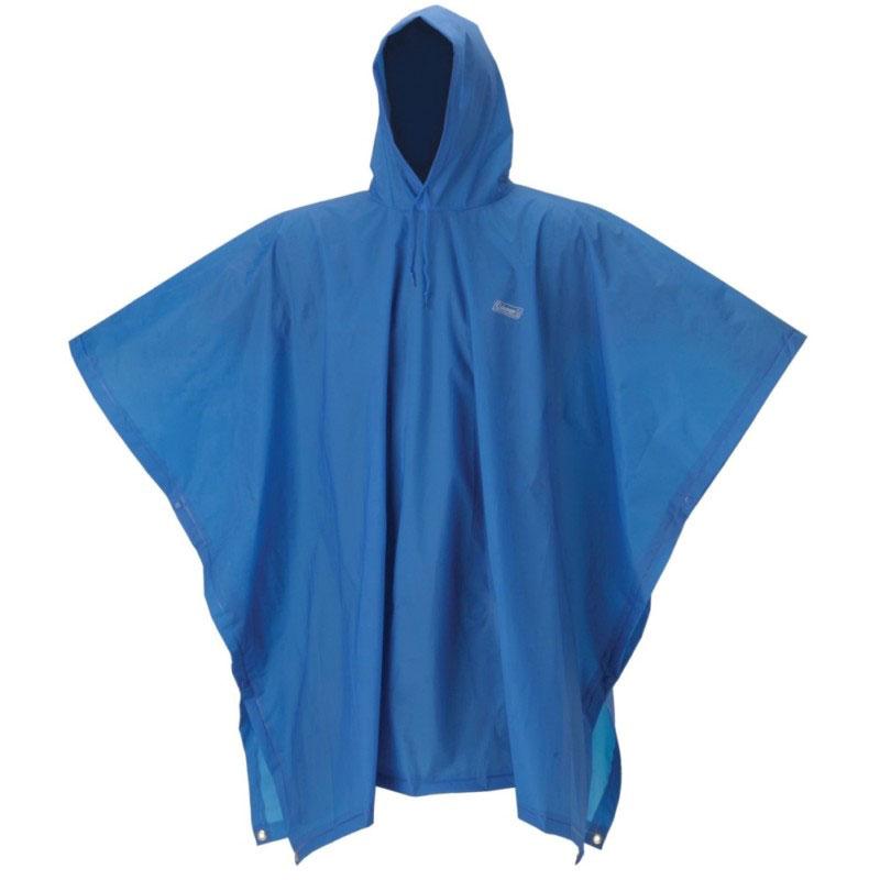Traje p  lluvia 15mm eva poncho blu