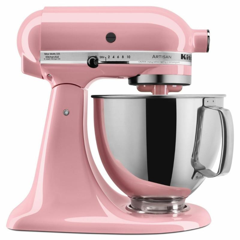 Batidora kitchenaid 5ksm150psepk artisan pink 325w