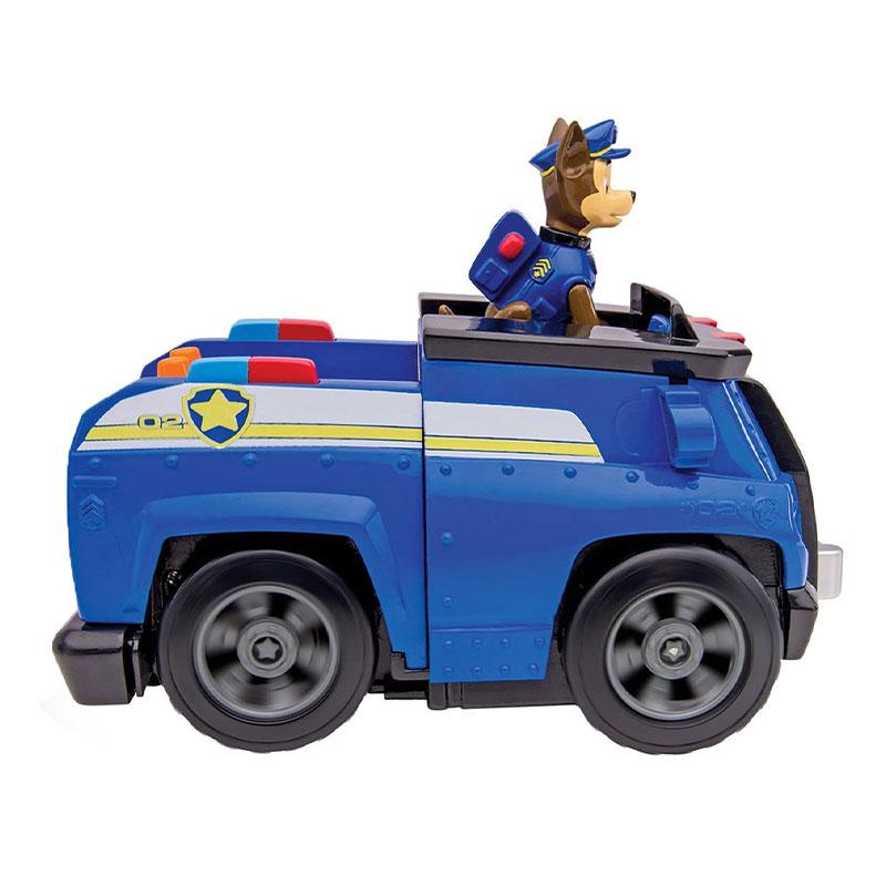 Paw patrol vehiculo transf  c  luz
