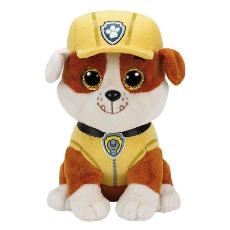 TY Beanies paw patrol rubble perro
