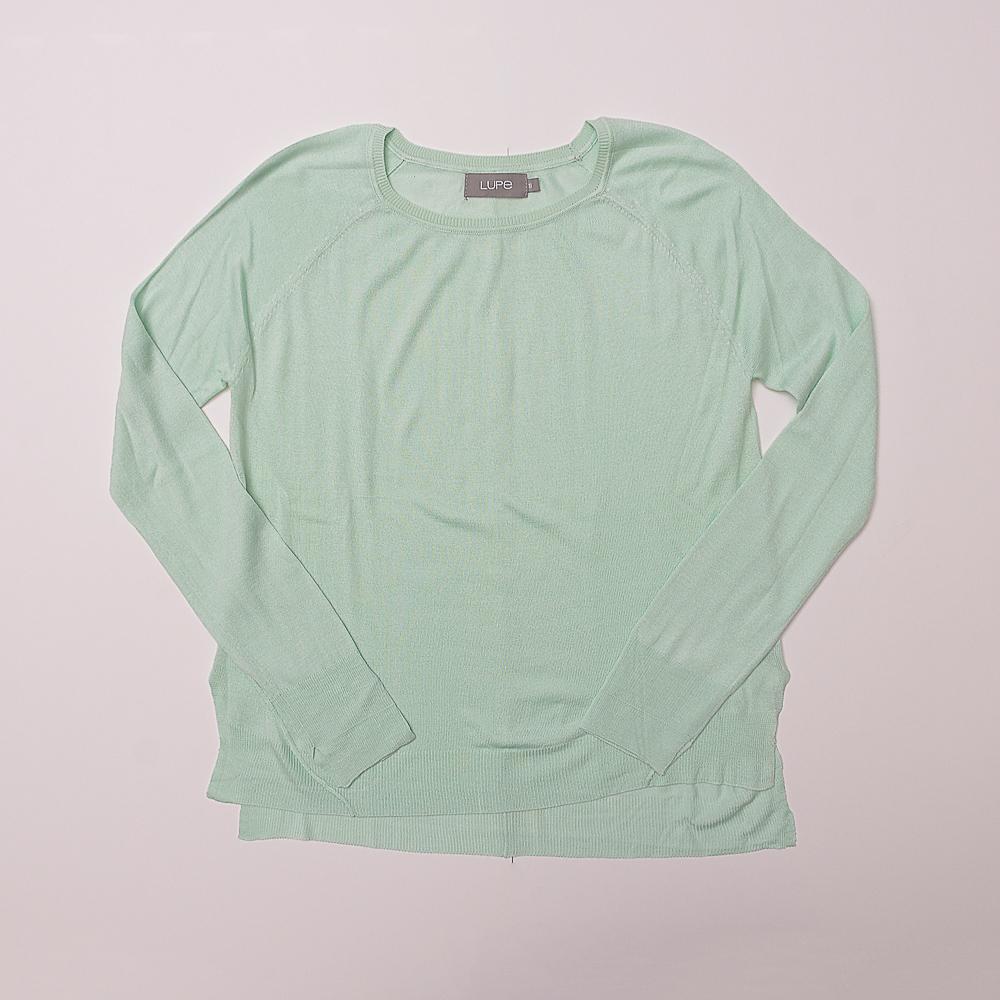 Sweater Liviano  Agua