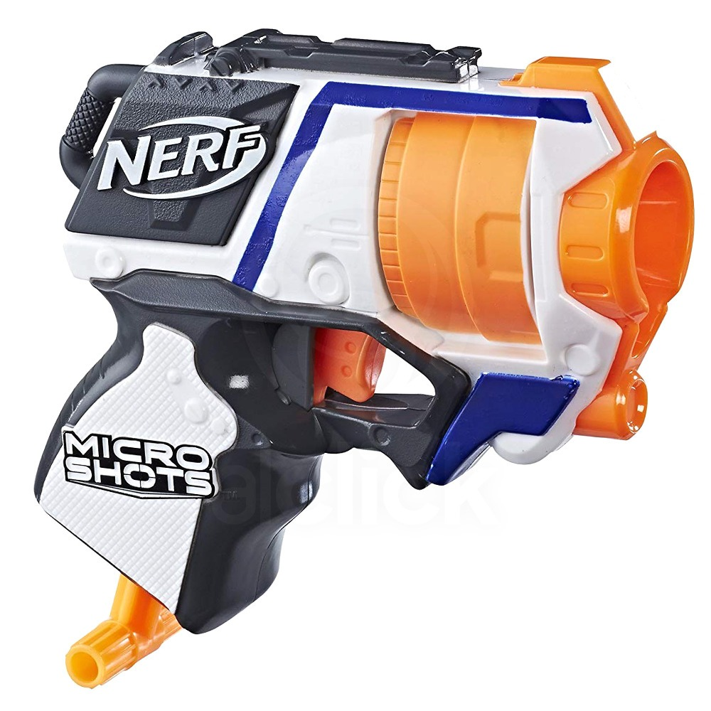 NERF Microshots strongarm se1