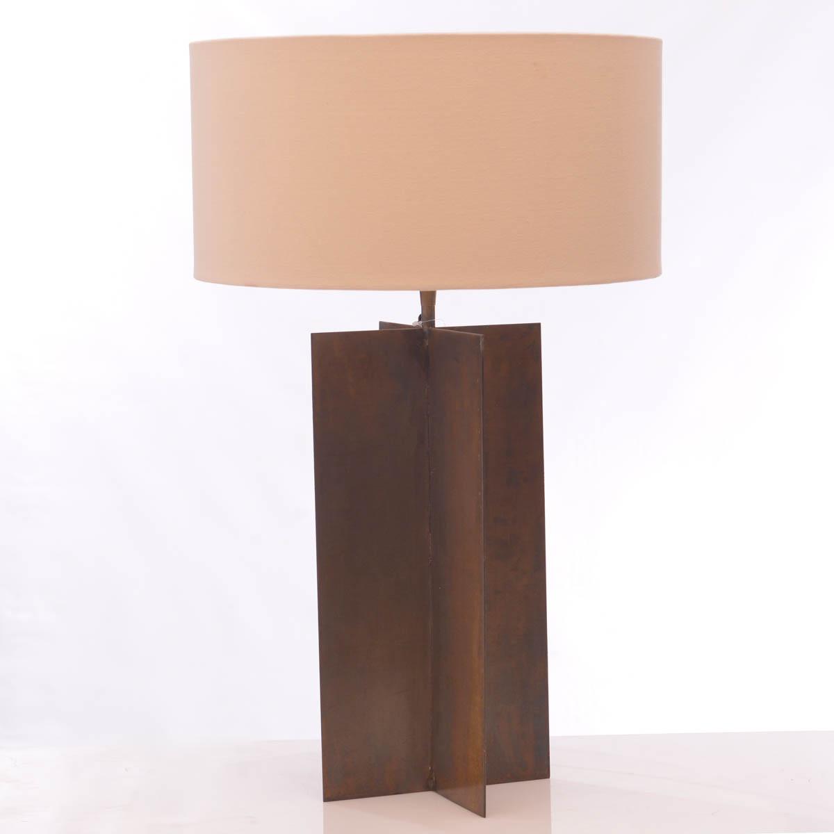 Lámpara de Mesa 63 cm C/Pantalla