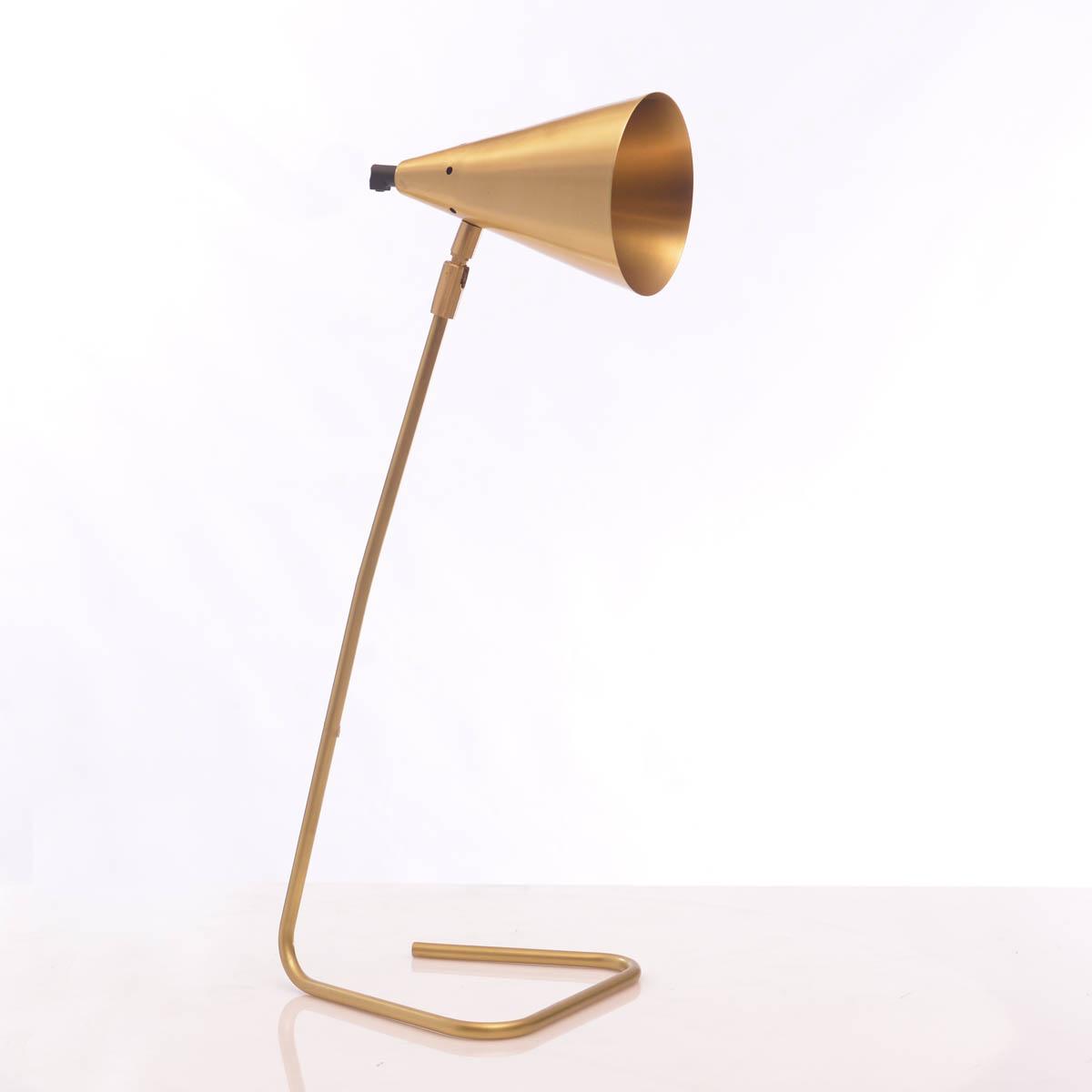 Lámpara de Mesa metal 50 cm