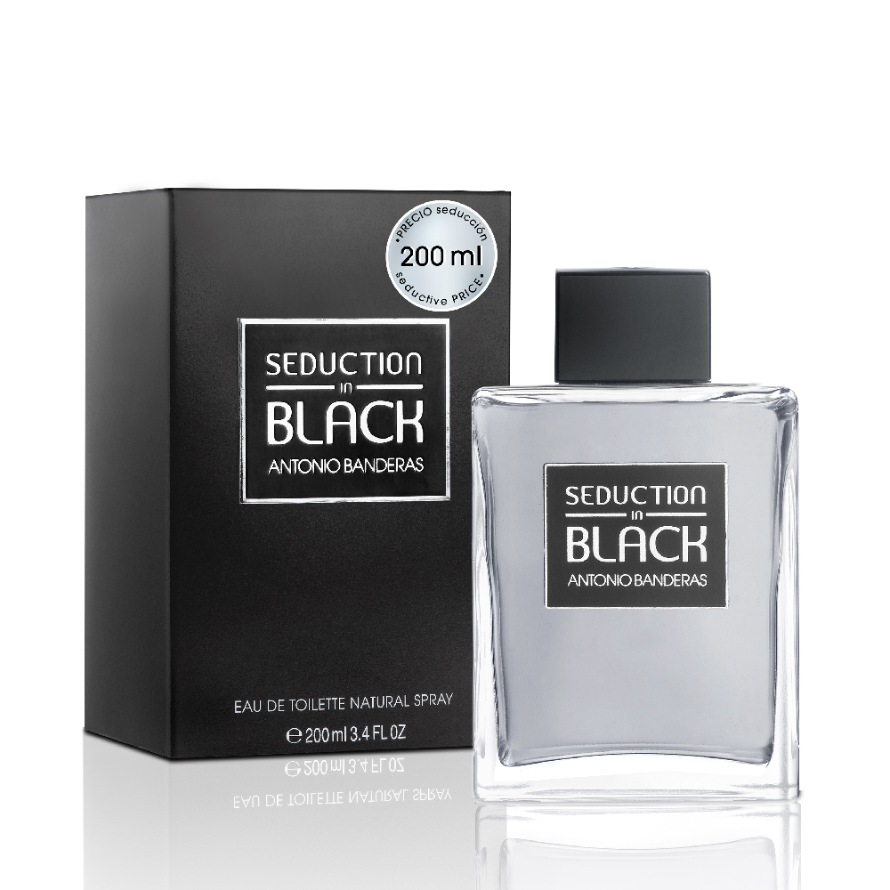 BLACK AB EDT 200ML VAP PRECIO