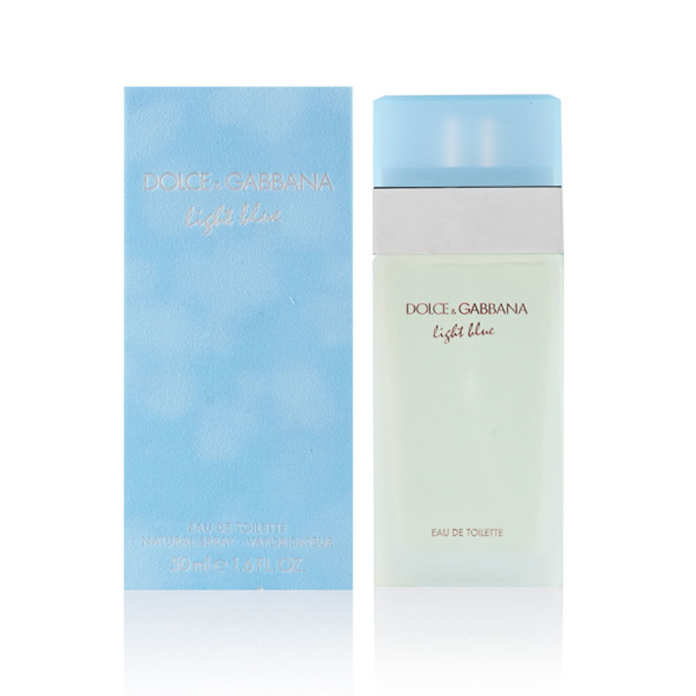 D&G LIGHT BLUE W 50ml / N18