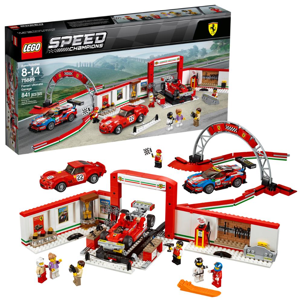 Taller definitivo de Ferrari