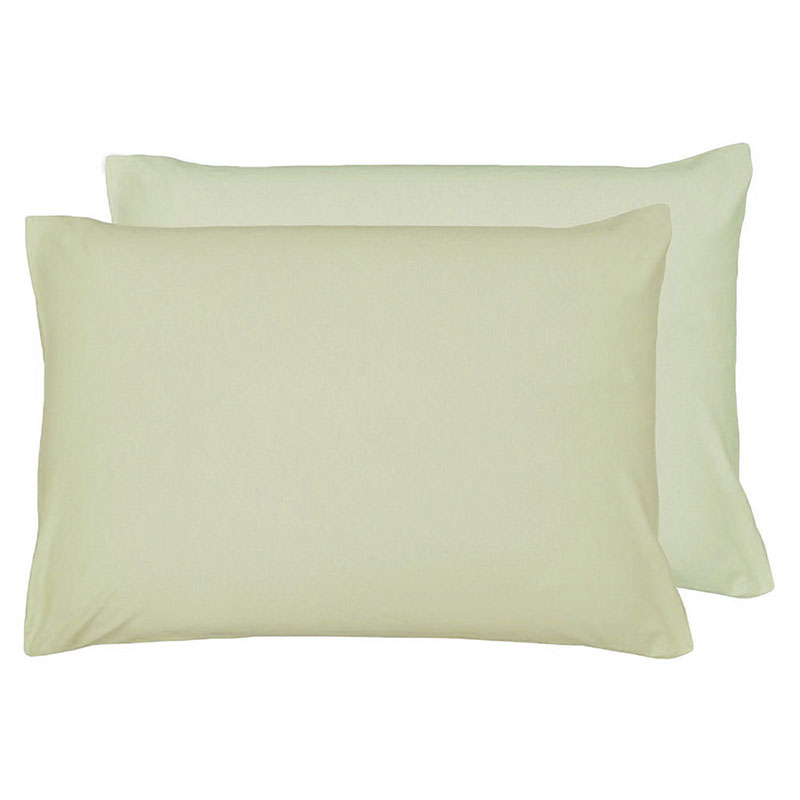 Juego De Fundas Malha In Cotton 50X70 Beige