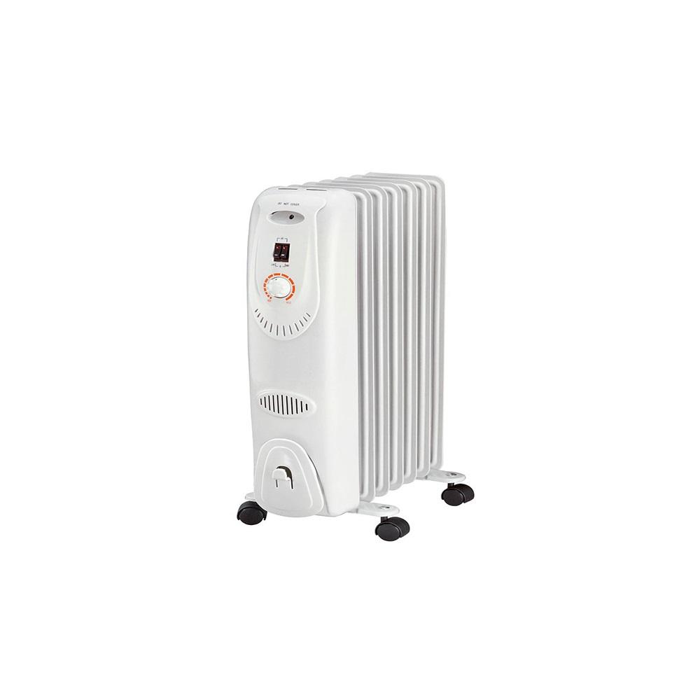 Radiador De Aceite Modelo 1500W 7El
