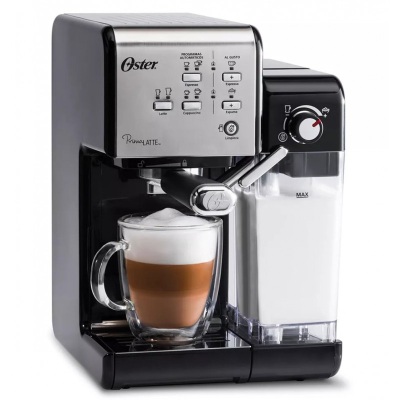 Cafetera primalatte Oster 220w