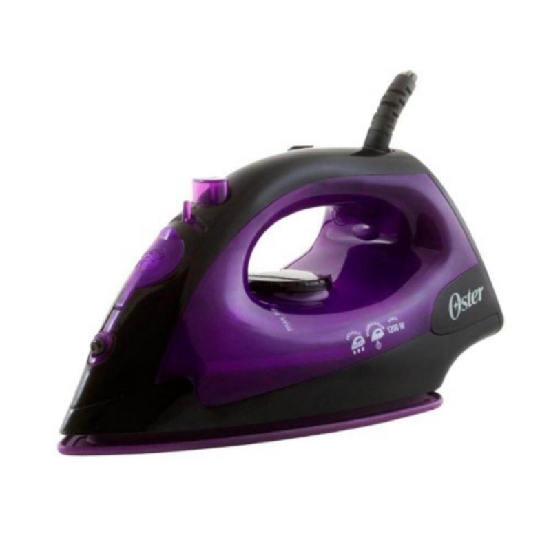 Plancha de vapor Oster violeta 1200w