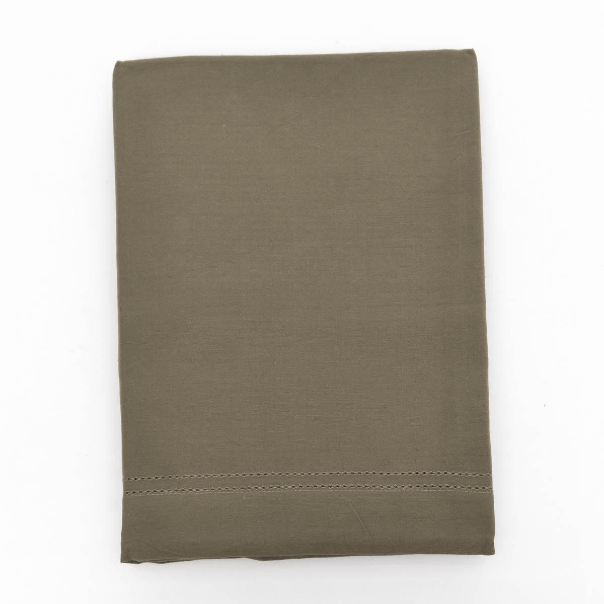 Mantel 160cmx230cm Borde 5cm Verde