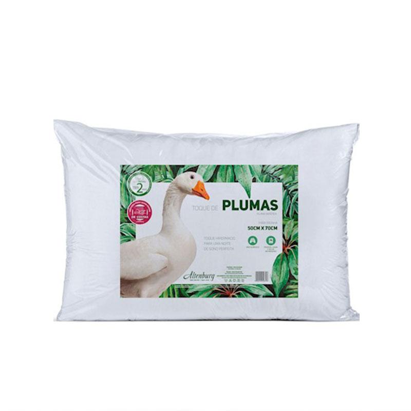 Almohada Toque De Pluma 50X70