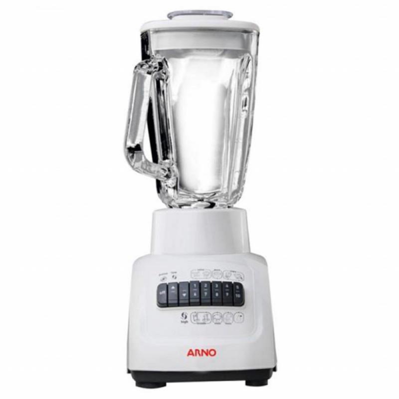 Licuadora Arno ln80 vaso de vidrio 10velocidades