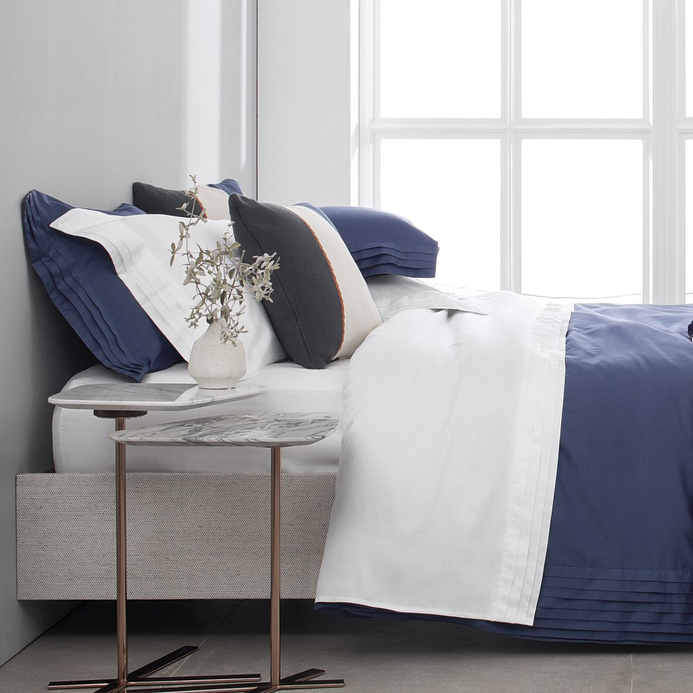 Kit Duvet Cover Vechio - 0010 / Azul Indigo - 290X260 S King