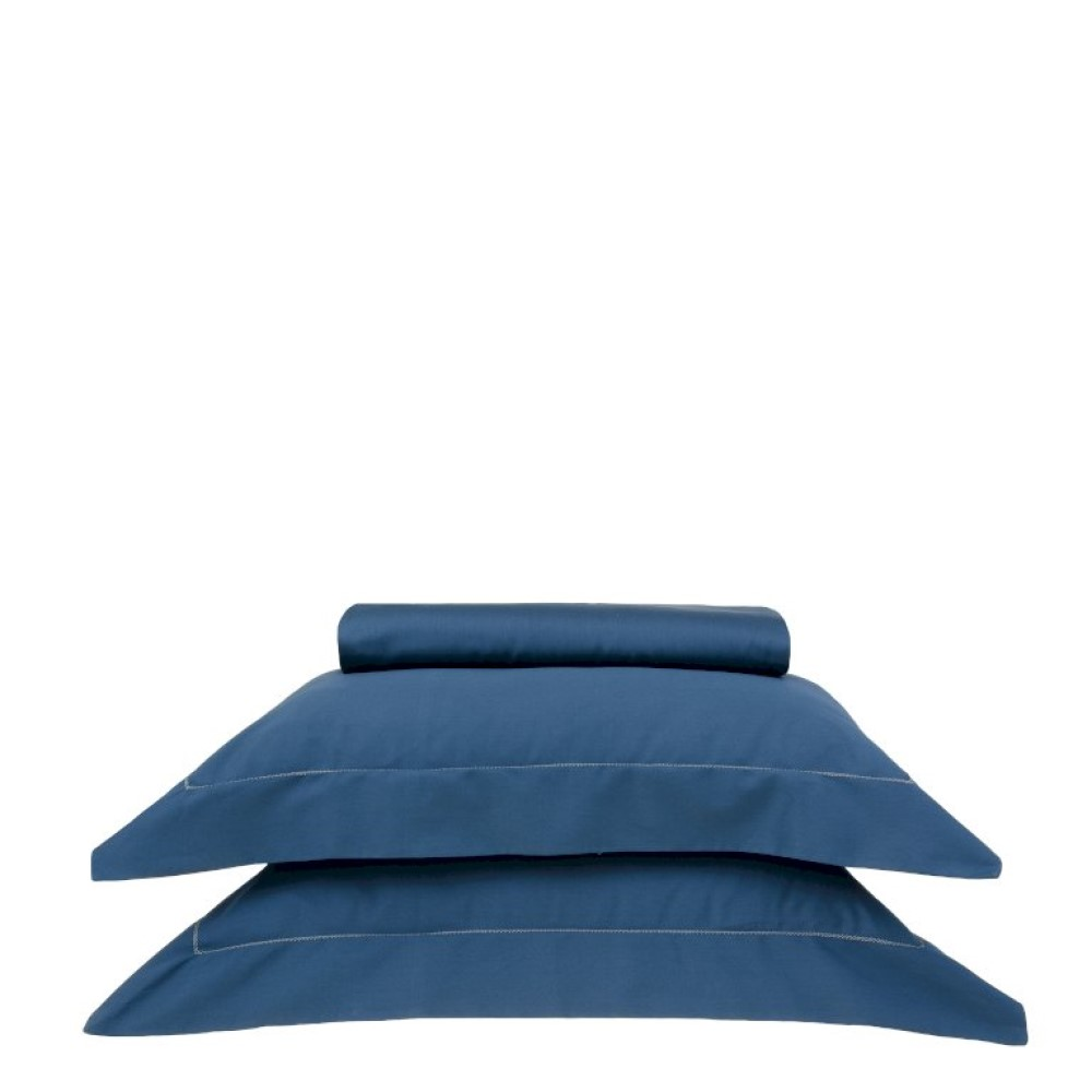 Kit Duvet Cover Lumio - 0002 / Azul Pacifico - 290X260 S Kin