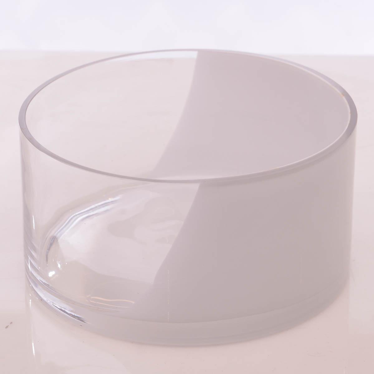 Centro mesa vidrio D 7,9 X H4