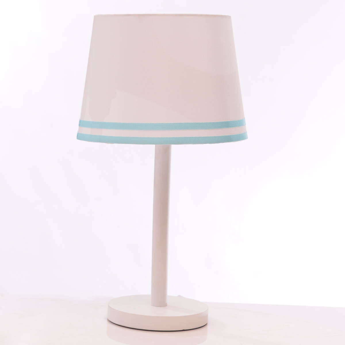 Lámpara de Mesa Juvenil White Stand