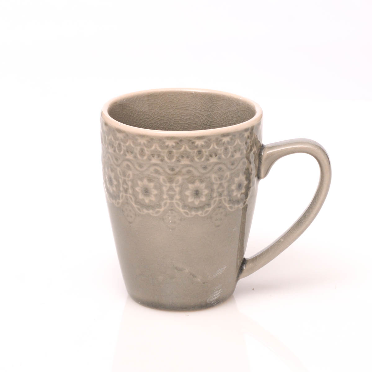 Taza Mug gris