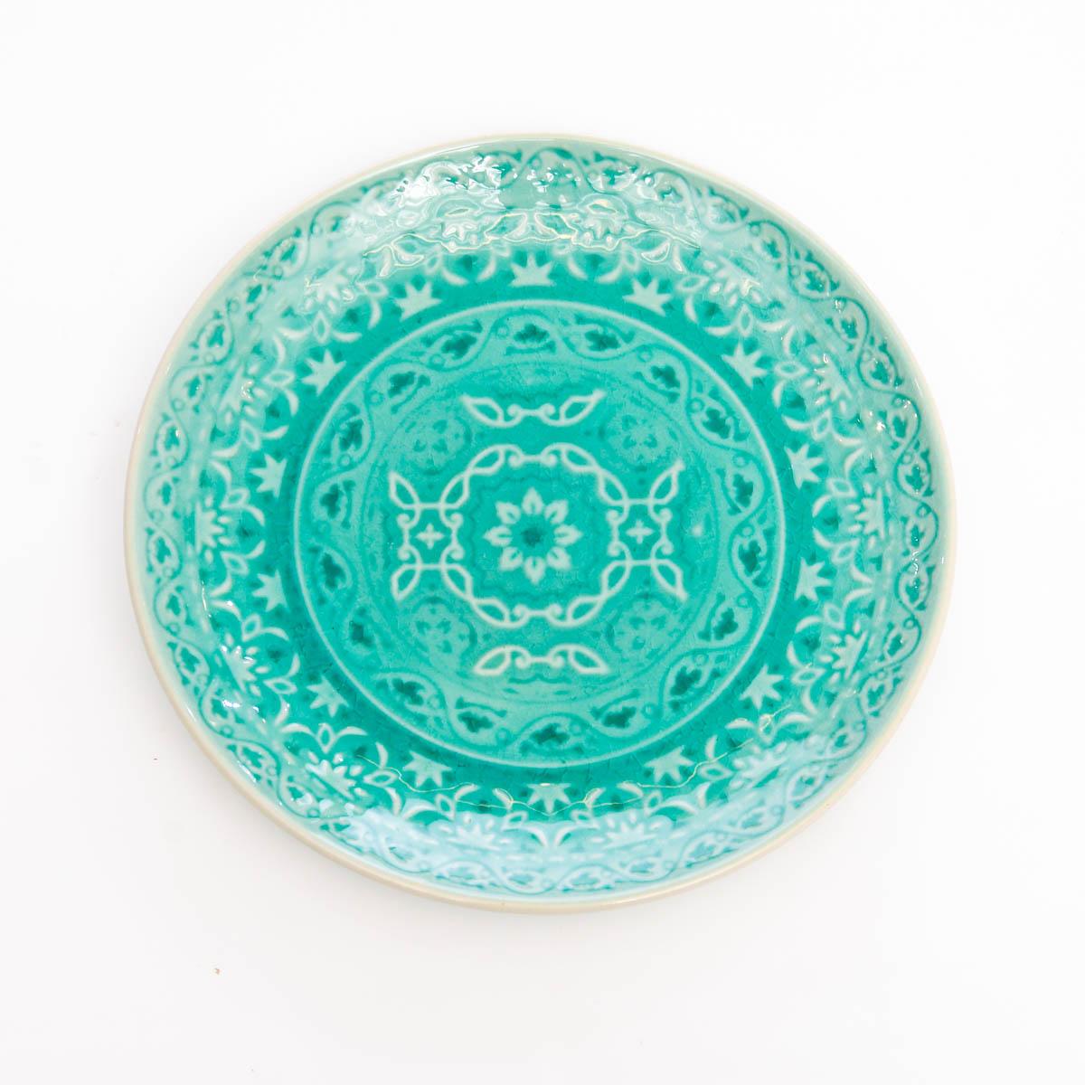 Plato ensalada Jade