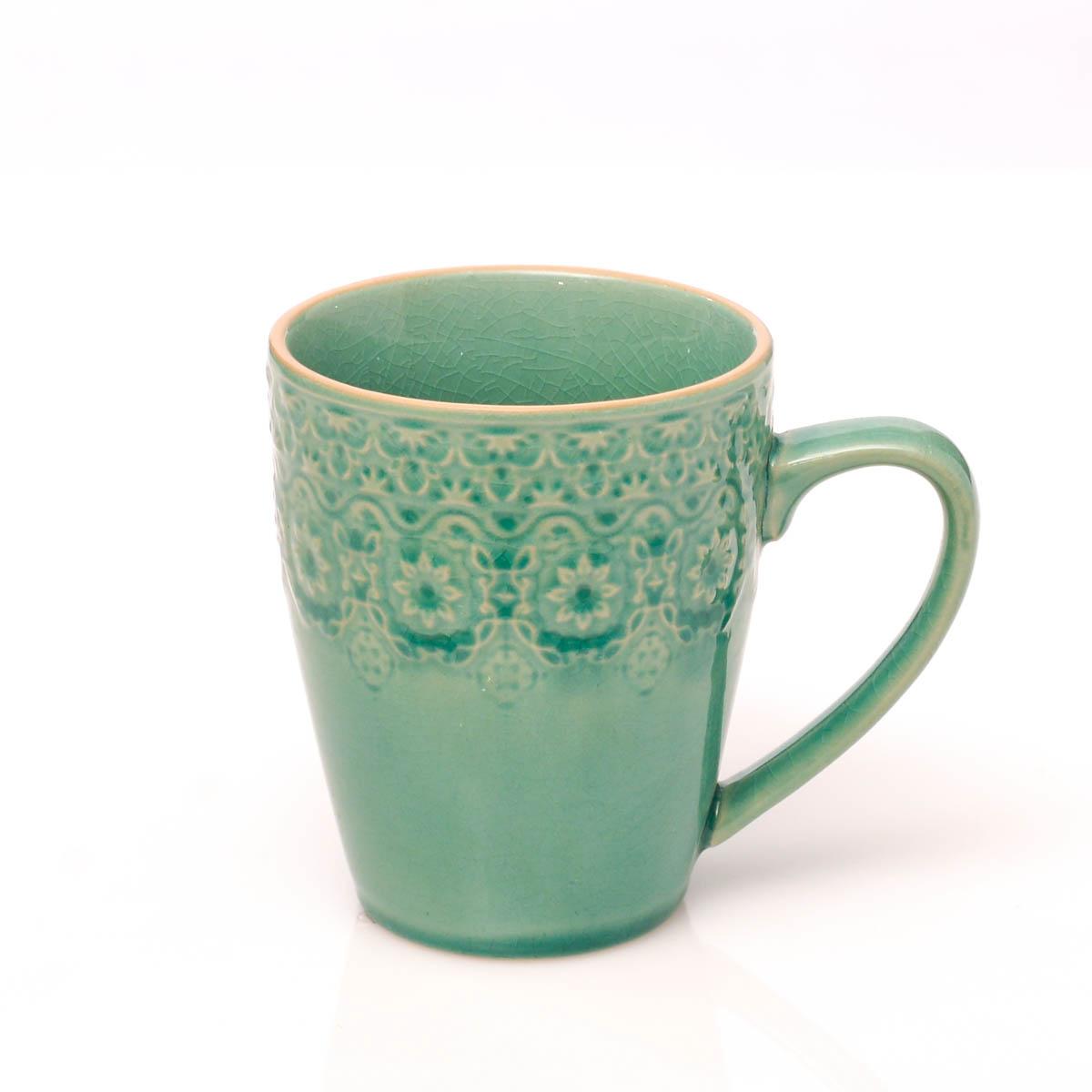 Taza Mug Jade