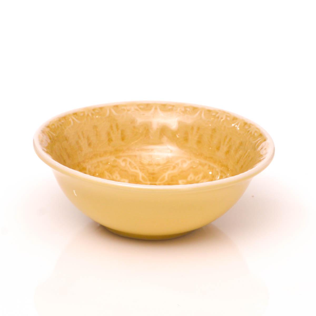 Bowl 12 cm amarillo