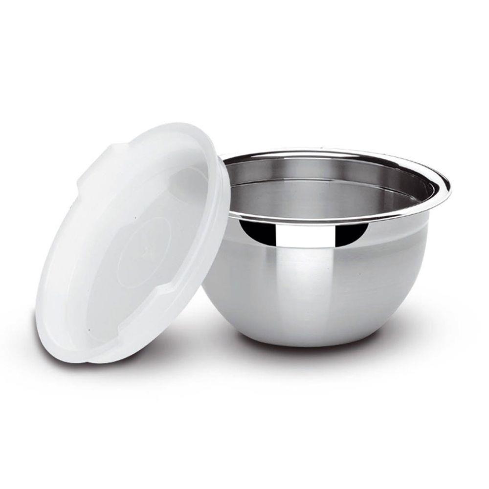 Bowl redondo con tapa 0 3l