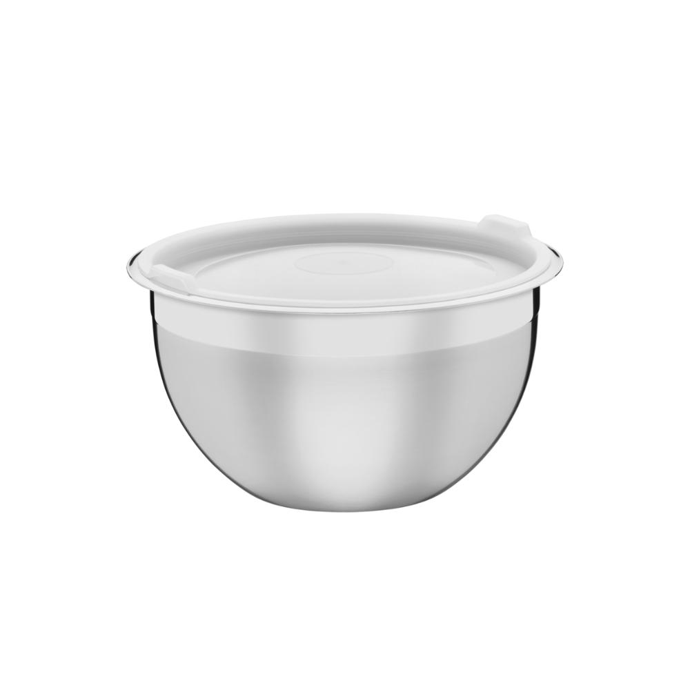 Bowl redondo con tapa 3l