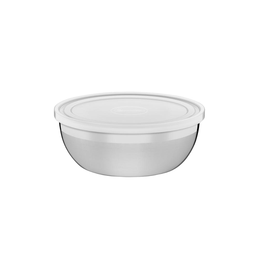 Bowl redondo con tapa 1 6l