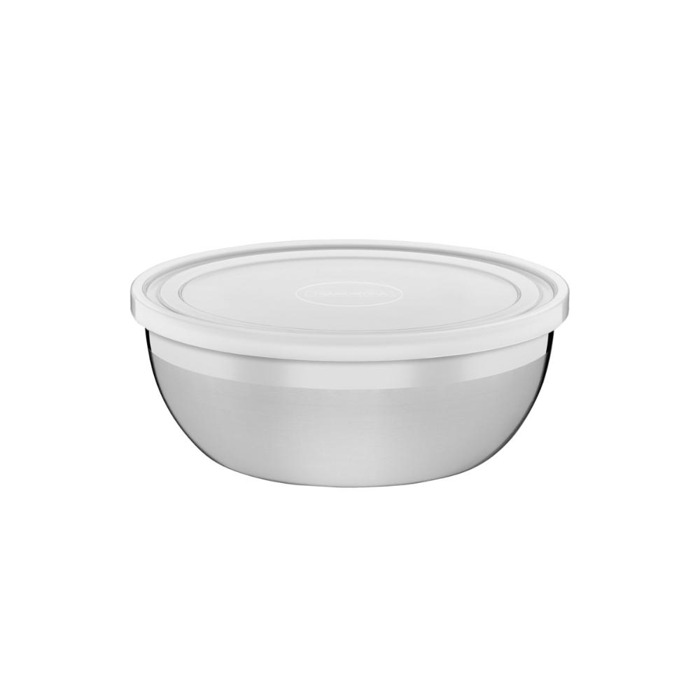 Bowl redondo con tapa 2 2l