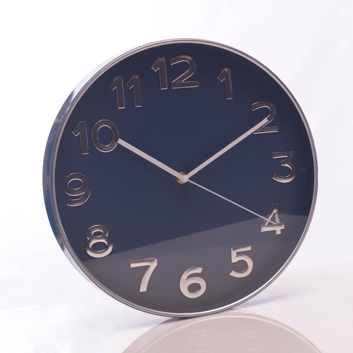 Reloj D/Pared F30X4 cm