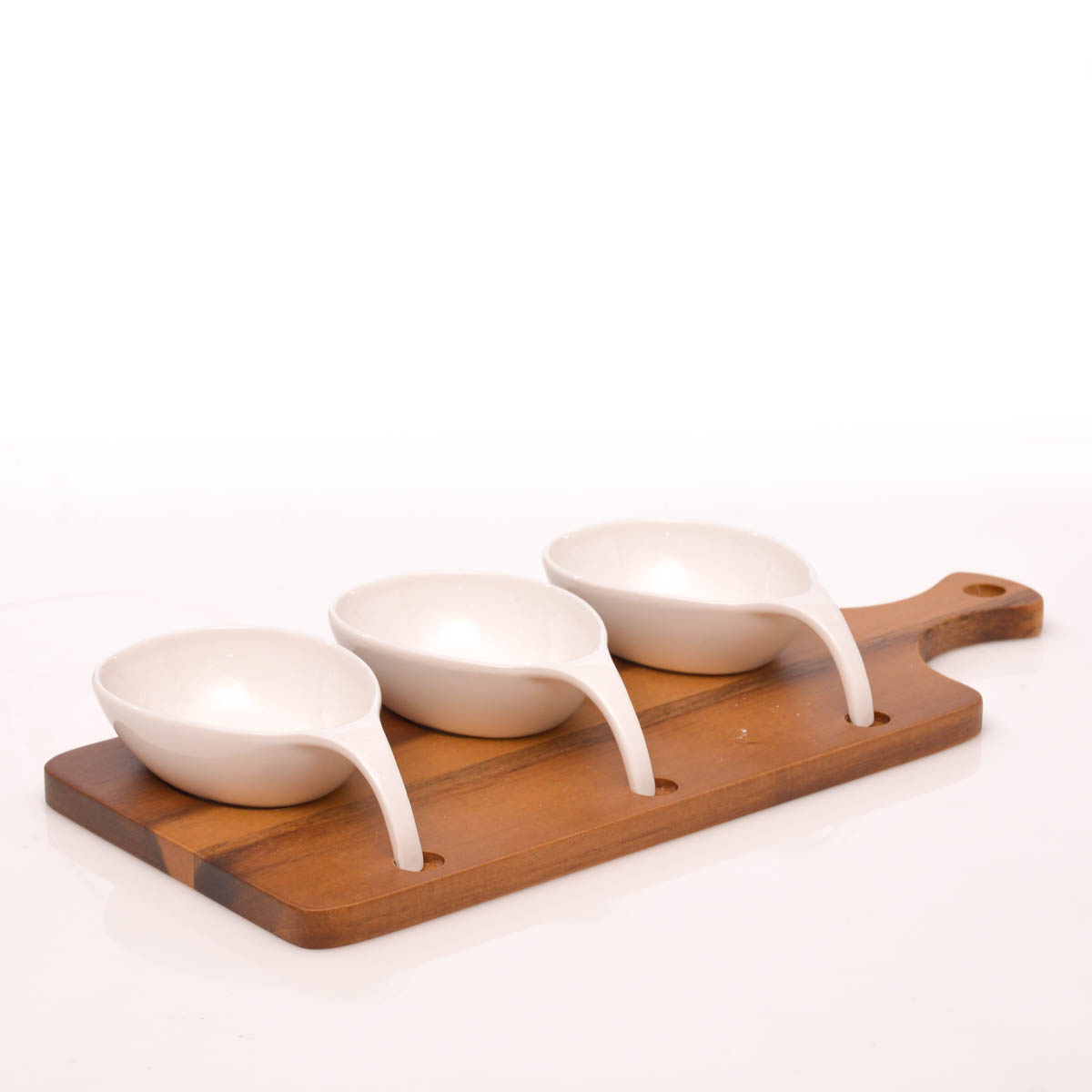 TABLA C/3 SALSERAS C/MANGO