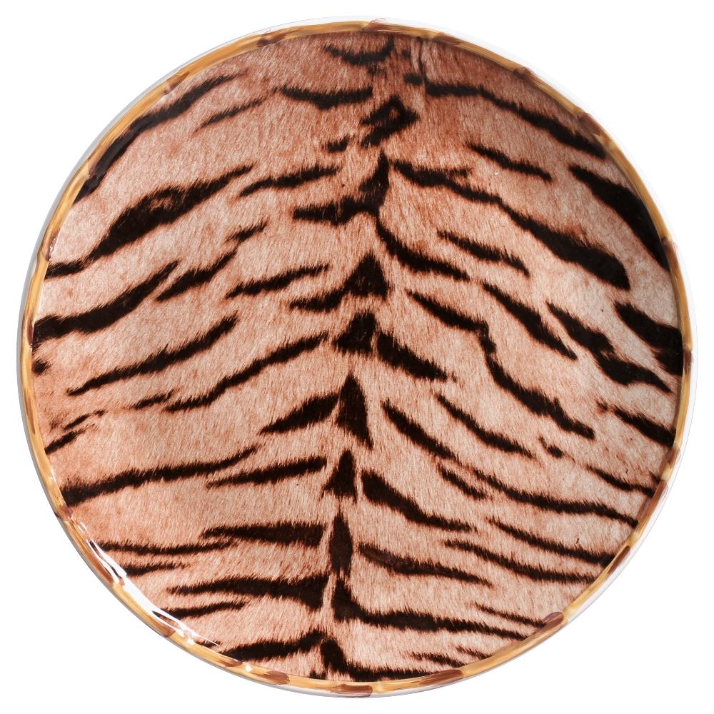 Plato De Sitio Tigre Kenya