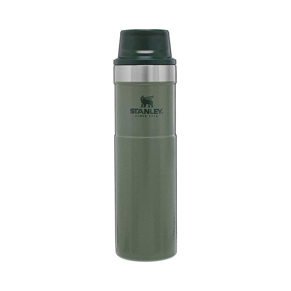 Mug viajero classic c/gatillo 590 ml verde