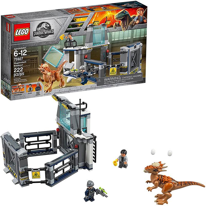 Fuga del stygimoloch