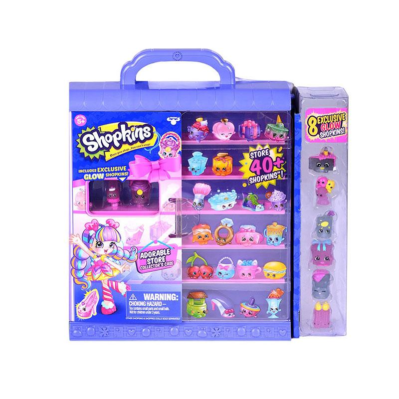Shopkins caja coleccionista exclusiva