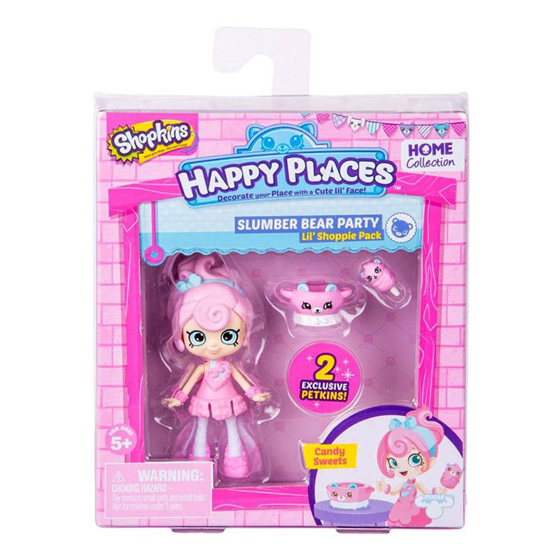 Happy places s2 muñeca x 1 surt.