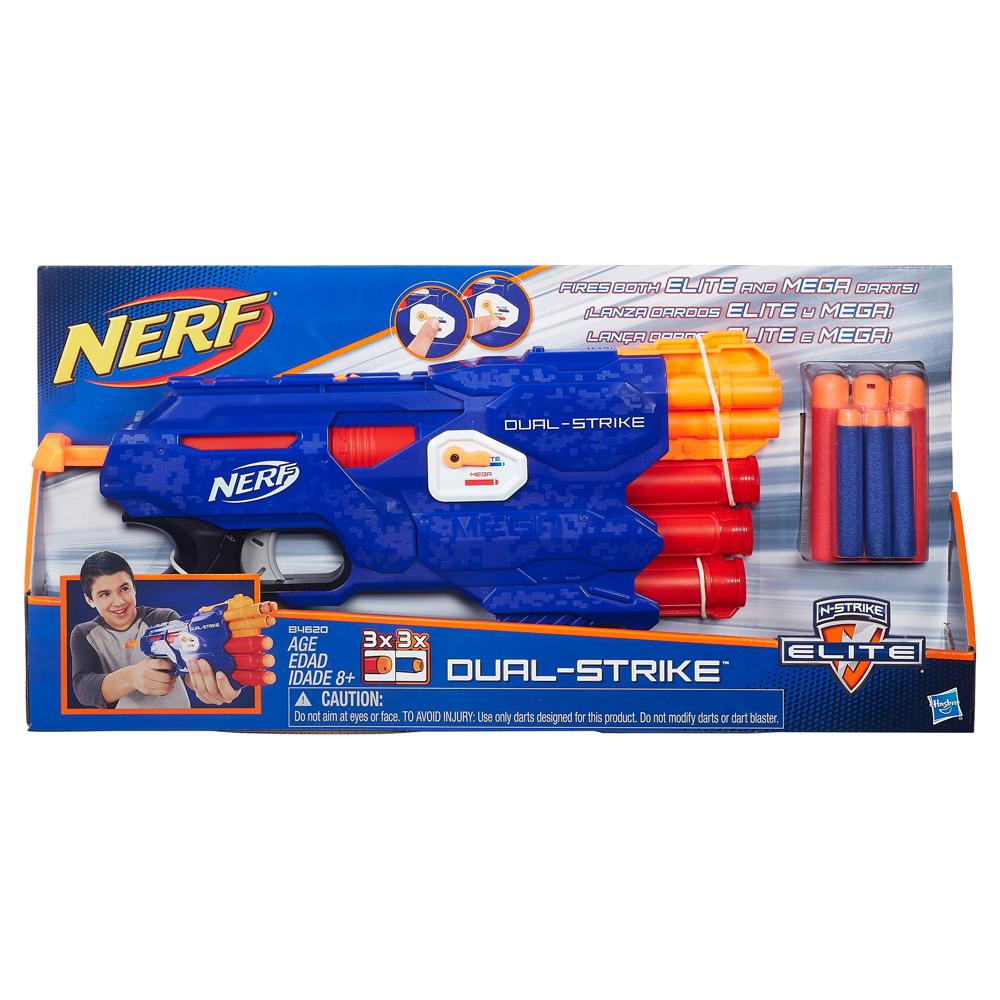 NERF Nstrike dual strike