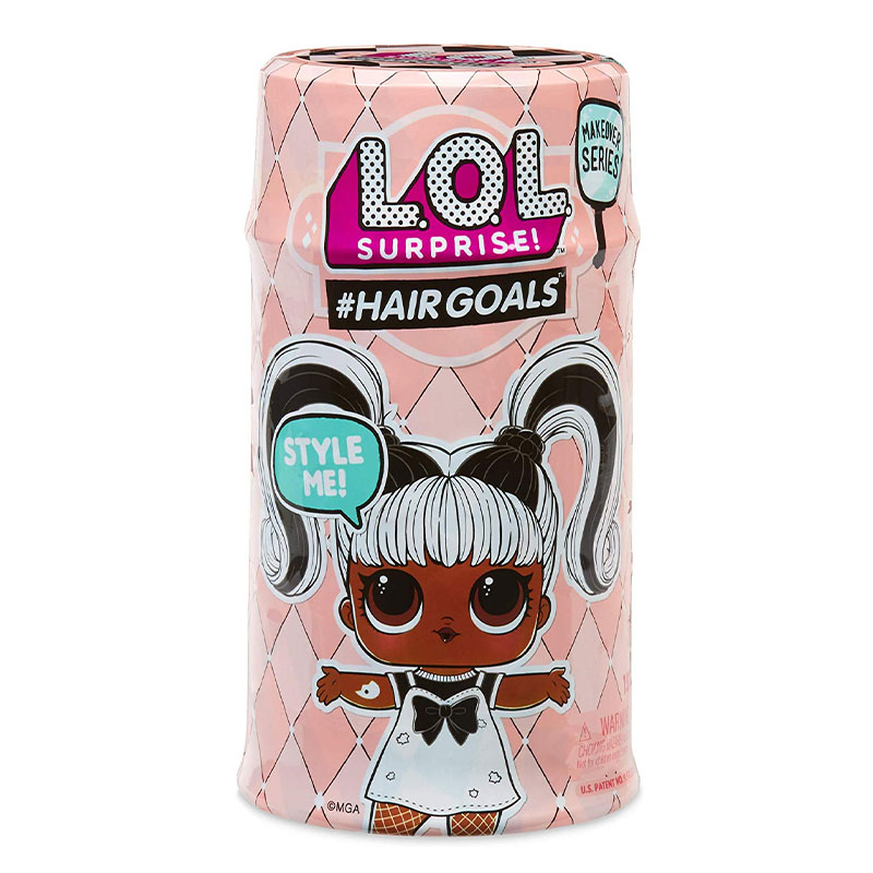 L.O.L Surprise hairgoals