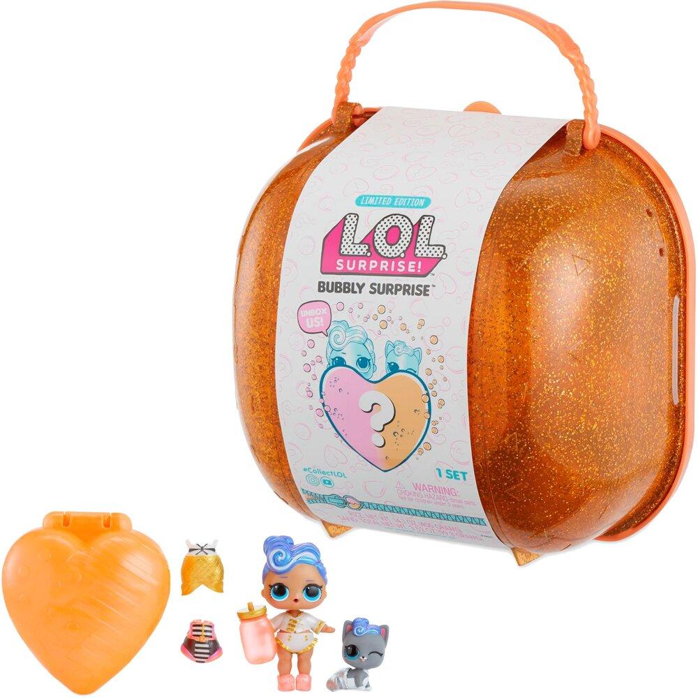 L O L Surprise Bubbly Naranja